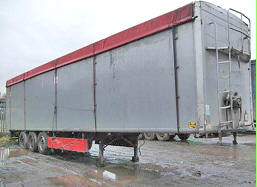 Walking Floor Trailers For Sale